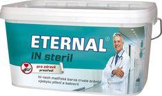 ETERNAL IN steril - interiérová barva nové generace