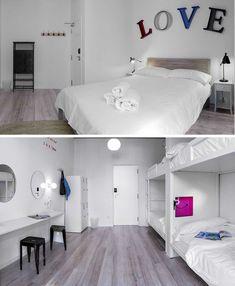 HOSTEL: U Hostels, Madrid