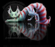 Image detail for -Cheshire Cat - Alice in Wonderland - maxtat - Photos - Club Ados.fr