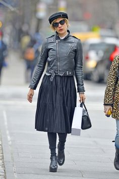 suicideblonde:  Chloe Sevigny out in NYC, March 15th