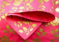 Image result for blockprinted giftwrap