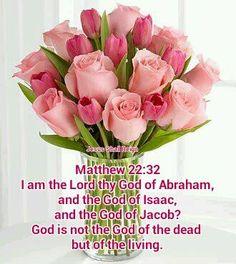 Matthew  22:32 KJV