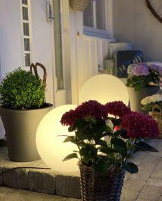 6977_6978-Nowodvorski-Cumulus-Ball-45-60_trinemaris_m2 Lighting, Plants, Lily, Lights, Plant, Lightning, Planets