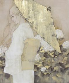 Новости Japan Art, Japan Painting, True Art, Texture Painting, Medium Art, Art Studies, Magazine Art, Portrait Art, Figurative Art