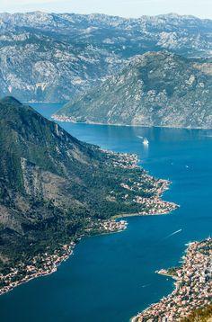 Exploring Montenegro's Bay of Kotor in a Day – Dang Travelers Dubrovnik, Les Balkans, Montenegro Travel, Montenegro Kotor, Mountain Pictures, Europe Bucket List, Corfu, Seen, Parc National