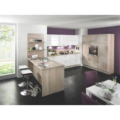 Neues Wohngefühl am Ort des Speisens: planbare Einbauküche von CELINA