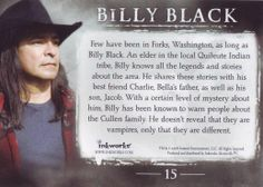 Billy Black ♥ (02)