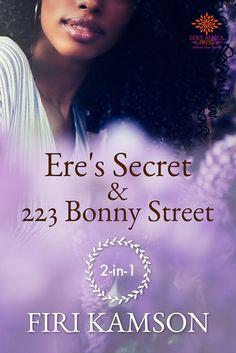 #ComingSoon Ere's Secret and 223 Bonny Street #Anthology by Firi Kamson @tmkamson