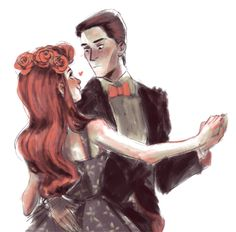 Hades and persephone with 13, please? :) I love your fanarts of that two! - Fuck Yeah, Greek Mythology