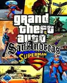 GTA San Andreas Superman MOD Free Download On Your PC