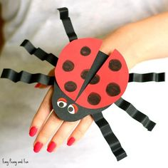 Let's make and play with our very own DIY ladybug paper hand puppet! Quickly print out template (can be used both as a color in or as a stencil) and make your own puppet. *this post contains affiliate links* We love crafts, but we love them even more when they have a purpose beyond the …