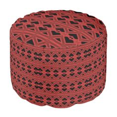 A multicolored and trendy pattern the give the product a stylish and modern looks with this decorative and abstract looks. You can also customize it to get a more personal look. Ottoman Design, Black Abstract, Poufs, Abstract Pattern, Shapes, Texture, Stylish, Unique, Outdoor Decor