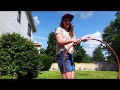 Hooping Tutorial: Ghosting Reverse Weave by Kayla Watson