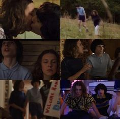 Stranger Things Saison 1, Stranger Things Quote, Stranger Things Steve, Stranger Things Aesthetic, Stranger Things Netflix, Por Tras Das Cameras, Duffer Brothers, Cute Couples, Tv Shows