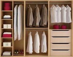 fitted wardrobe interior ideas - Google Search