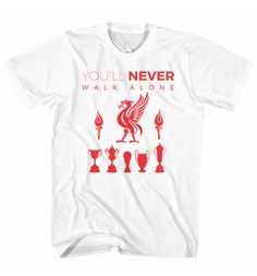 3f93494e8  Liverpool  FC  Tshirt  soccer  Reds Liverpool You ll Never Walk
