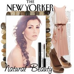 natural beauty, created by majibitca on Polyvore