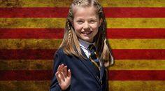 Los títulos catalanes de la princesa Leonor amenazados por la independencia