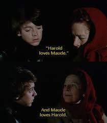 harold and maud - love that film!