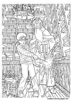 Harry Potter Coloring Book - Recherche Google