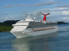 The Carnival Victory. This is our ship!