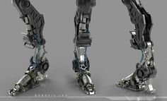 Mecha leg