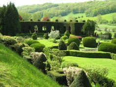 beautiful Jardins d'Ambleville