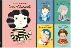 Libros feministas para leer a nuestras hijas e hijos: 20 propuestas