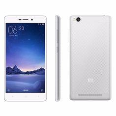 Xiaomi Redmi 3 Redmi3 Snapdragon 616 Octa Core Mobile Phone 2GB RAM 16GB ROM #Xiaomi
