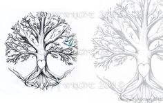 tattoos of tree of life - Google Search