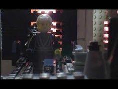STAR WARS LEGO THE FINAL DUEL LUKE VS VADER ROTJ 2005
