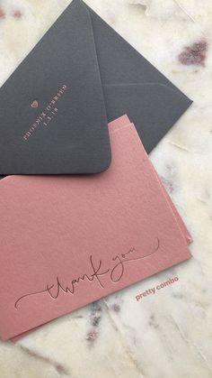 Design Paper Packaging Wedding Invitations 20 Ideas For 2019 Wedding Stationary, Wedding Invitation Cards, Wedding Cards, Name Cards, Business Card Design, Invitation Design, Wedding Designs, Hand Lettering, Dream Wedding
