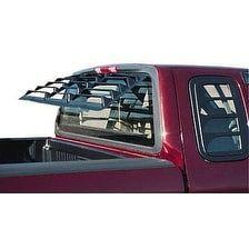 3 Piece Willpak Industries 1383 ABS Car Louver for Chevrolet//Pontiac//TransAm