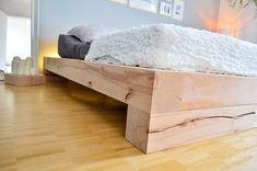 Bett selber bauen f r ein individuelles schlafzimmer design in 2018 betten pinterest bed - Familienbett selber bauen ...