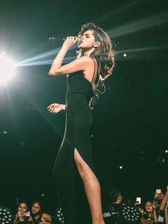 Selena Gomez Wore the Sultriest Heels on Stage, and They're on Sale
