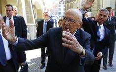 Informazione Contro!: Napolitano è stanco, i giornalisti gli perdonano  ...