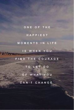 Sometimes this is the hardest thing to do...but have #courage and #believe that things will fall into place #faith