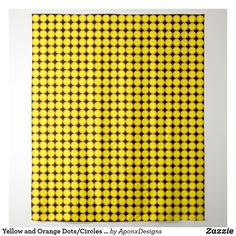 Shop Yellow and Orange Dots/Circles Pattern Tapestry created by AponxDesigns. Circle Pattern, Orange, Yellow, Tapestries, Wall Tapestry, Circles, Finding Yourself, Dots, Design