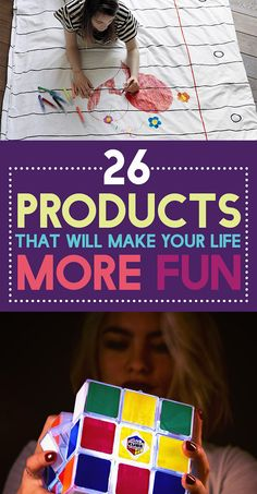 26 Totally Awesome Products That Will Make Your Life More Fun