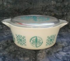 The Holy Grail of all Pyrex - 475 Turquois Hex