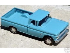 1963 Chevy Apache Pickup promo model