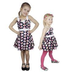 Little Miss Elinor -Cupcake Mekko
