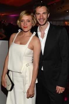 Chloe Sevigny Photos - Chloe Sevigny and James D'Arcy attend the A+E Networks 2013 Upfront on May 2013 in New York City. - Inside the A+E Networks Upfront Event in NYC Homicide Detective, James D'arcy, Chloe Sevigny, American Crime, Classy Chic, Peplum Dress, Nyc, People, Board