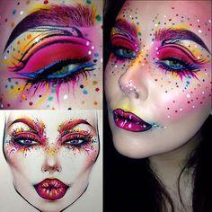 Credit @milk1422 - #artistmilk1422 #artist @laurabrady_mua OMG!!! It's perfect! thank you so much @laurabrady_mua Very cool!!! #amazingmakeupartist @laurabrady_mua #artist@milk1412 #mylove #myart #myartistcommunity #myartistcommunityrussia #makeup #makeupart #makeupstar #makeupartist #makeuplover #macfacechart #luck #facechartartist #fashion #facechart #facechartart #faceart #визажист #макияж #макфейсчарт #фейсарт #фейсчарт #creative #creativemakeup #amazing #beautiful