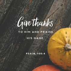 """Come through the gates to his Temple giving thanks to him. Enter his courtyards with songs of praise. Honor him and bless his name."" ‭‭Psalms‬ ‭100:4‬ ‭ERV‬‬ http://bible.com/406/psa.100.4.erv"