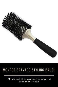 40 Brushopolis Products Ideas Hair Brush Styling Brush Boar Bristle