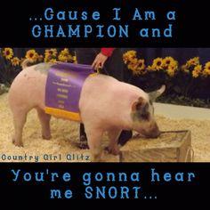 #ShowLife #ShowMom #4H #FFA #Pig #Hog