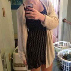 BRANDY dress  Only worn once. Looking to trade for other brandy Brandy Melville Dresses