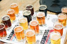 Lagunitas Brewery in Petaluma {Dog friendly}