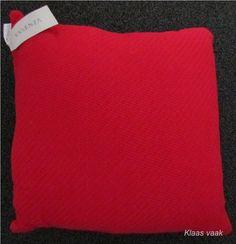 Essenza Sierkussen Chalon (Red)